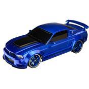 Carrinho De Controle Remoto Mustang Boss Azul Br456 Multikids