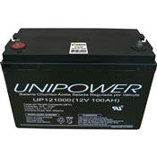 Bateria 12V Vrla Chumbo Selada Regulada Up121000 Unipower