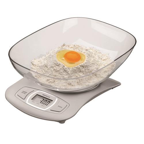 Balança Digital 5 Kg Com Recipiente Para Cozinha 2922100 Brinox