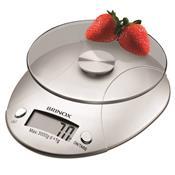 Balança Digital Para Cozinha 3 Kg Função Tara 2923100 Brinox