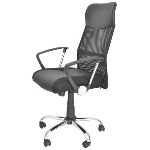 Cadeira Giratória Presidente Preta Tl-Cde-02-1 Trevalla