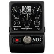 Pedal Contrabaixo Bass Plus Signature Shape Drive PBPL Nig