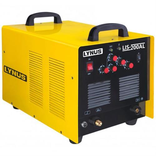 Inversor De Solda Para Alumínio Tig 220V Lis - 200Al Lynus