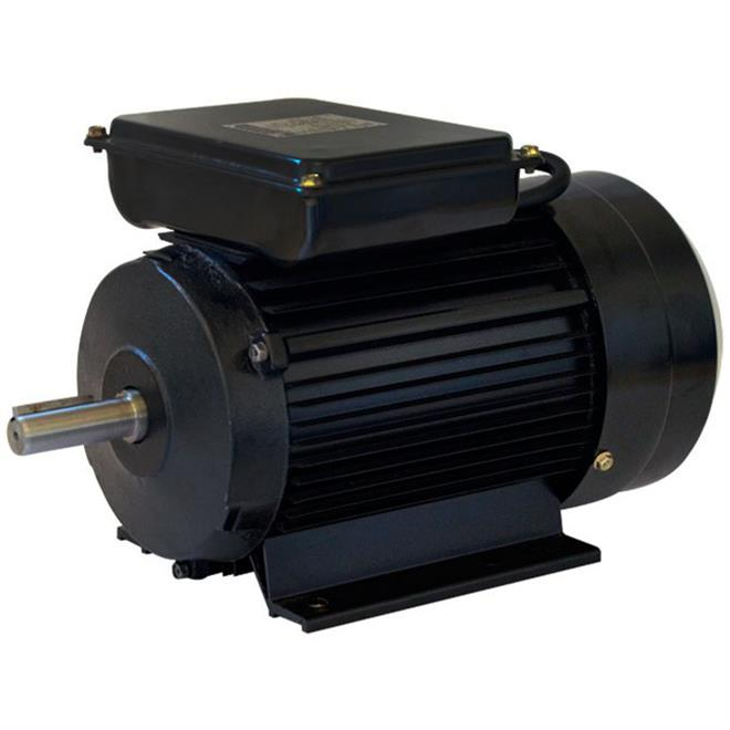 Motor el trico fechado 0 5cv 4p preto yl7112 4 lynus lynus for Motor piscina 0 5 cv