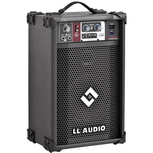 Caixa Amplificada Multiuso 8 Polegadas LL100BT LL Áudio