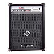 Caixa Amplificada Multiuso 12 Pol 75W RMS LL300 LL Áudio