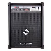 Caixa Amplificada Multiuso 12 Pol 75W RMS LL300BT LL Áudio