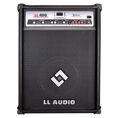 Caixa Amplificada Multiuso 12 Pol 100W Rms Ll400bt Ll Áudio