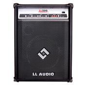 Caixa Amplificada Multiuso 15 Pol 150W RMS LL500 LL Áudio