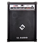 Caixa Amplificada Multiuso 15 Pol 150W RMS LL500BT LL Áudio