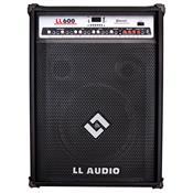 Caixa Amplificada Multiuso 15 Pol 200W RMS LL600BT LL Áudio