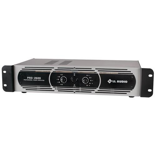 Amplificador De Potência 650W Rms Bivolt Pro2600 Ll Áudio