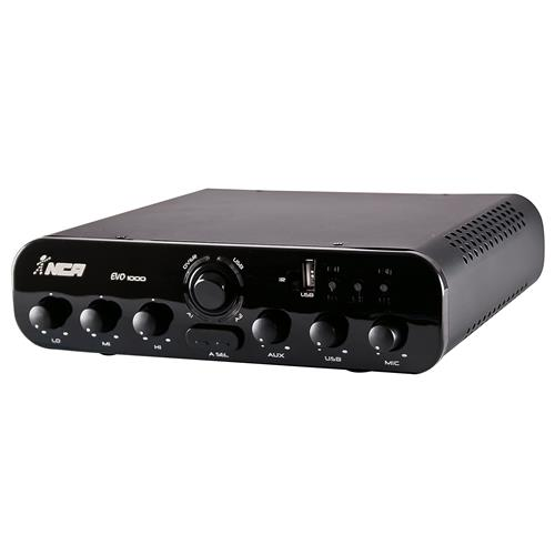 Amplificador Compacto 100W Rms Rca Bivolt Evo1000 Ll Áudio