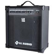 Caixa Amplificada Multiuso Compacta 25W 3Eq Lx100 Ll Áudio