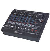 Mesa de Som Starmix 08 Canais US802R LL Áudio