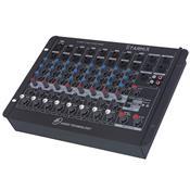 Mesa De Som Mixer 8 Canais 3EQ Starmix S802R LL Áudio