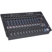 Mesa De Som Mixer 12 Canais 3Eq Starmix S1202d Ll Áudio