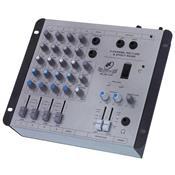 Mixer De Som Equalização 3 Vias Bivolt Star412vef Ll Áudio
