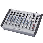 Mixer De Som 9 Canais Bivolt Equalizador 3 Vias LL Áudio