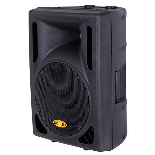Caixa De Som Ativa 200W Rms 8 Ohms Clarity 200A Fm Ll Áudio