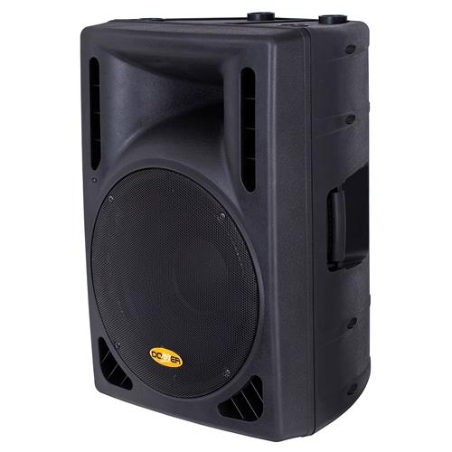 Caixa De Som Ativa 300W RMS 8 Ohms Clarity 300 USB LL Áudio