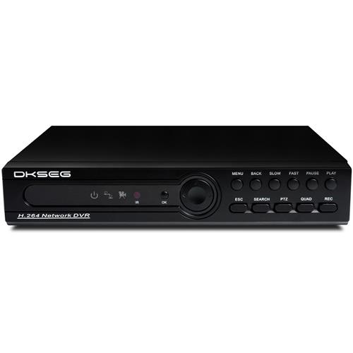 Dvr Para Câmeras Stand Alone VGA e HDMI 720p Dk5004 DKSEG