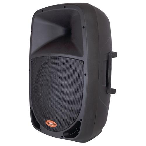 Caixa De Som Acústica 200W Rms Preta Dr1515p Ll Áudio