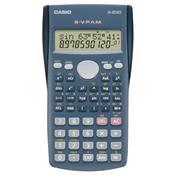 Calculadora Cientifica 10+2 Dígitos Cinza Fx-82Ms Casio