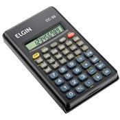 Calculadora Científica 10 Dígitos 56 Funções Cc56 Elgin