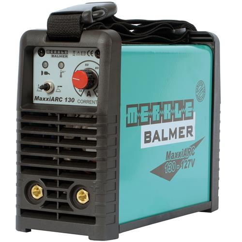 Inversor De Solda Eletrodo Maxxiarc 130 127V Merkle Balmer