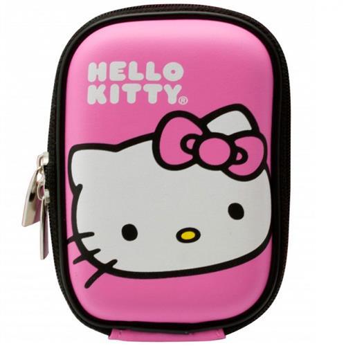 Estojo Para Câmera Digital Compacta Hello Kitty HS5009 Sakar