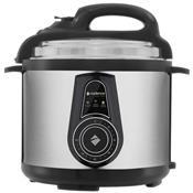 Panela De Pressão Elétrica Inox Agile Cook Pan901 Cadence