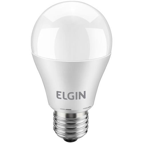 Lâmpada Led Bulbo 6W 6500K Branca Bivolt 48Glbledbf60 Elgin