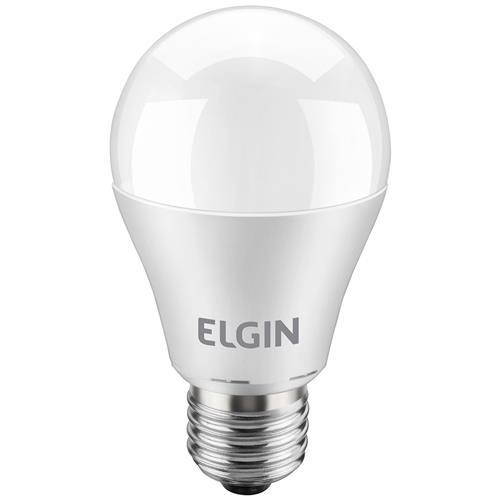 Lâmpada Led Bulbo 6W 2700K Branca Bivolt 48Glbledbm60 Elgin