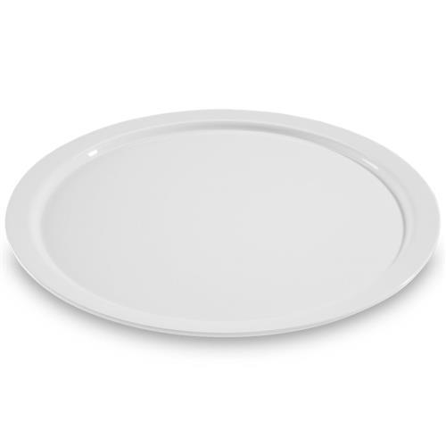 Prato Travessa Oval Cheff Branco Melamina 50501002 Brinox