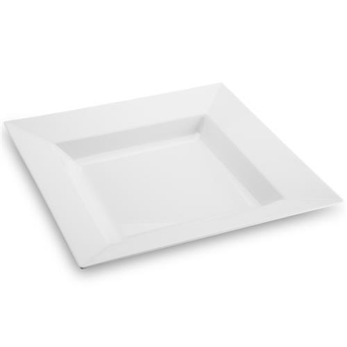 Travessa Quadrada Quadro 46Cm Branco 51801006 Brinox
