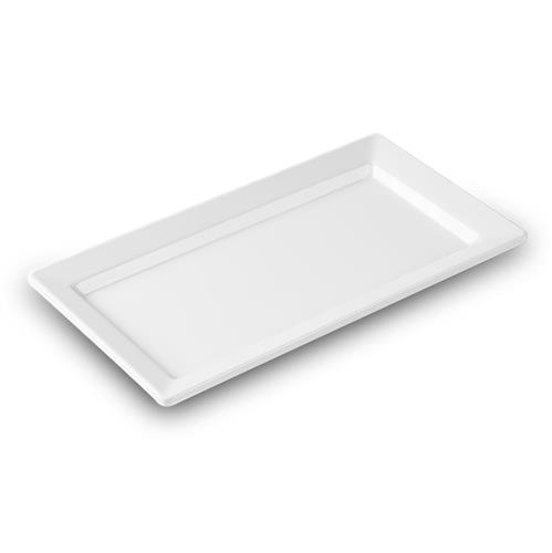 Travessa Retangular 17.6Cm Branca Gastronorm 51101003 Brinox