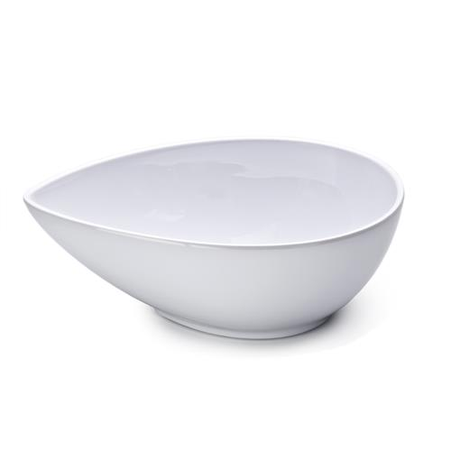 Tigela Bowl 20.5X15.5Cm Gota 800Ml Branca 51201002 Brinox