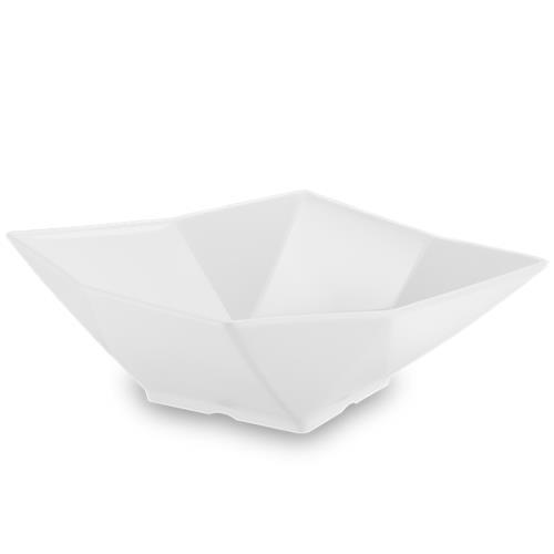 Saladeira Tigela 2.4 Litros Branca Polygon 51701001 Brinox