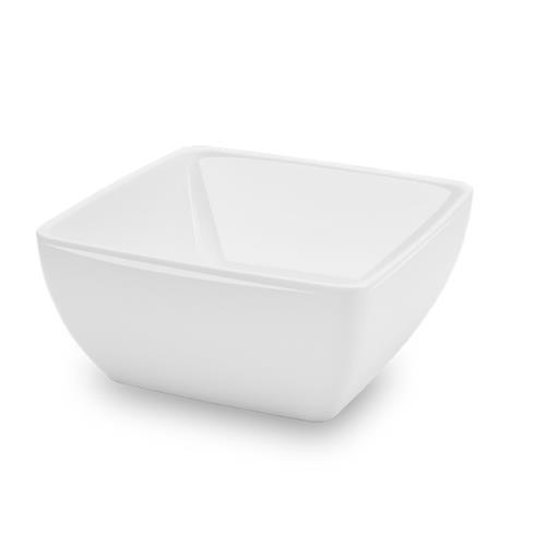 Saladeira Quadrada Square 13 X 6Cm Melamina 52601005 Brinox