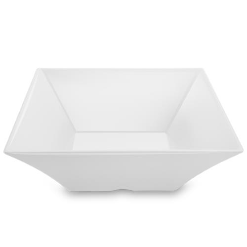 Saladeira Quadrada Square 26X12cm Melamina 52601011 Brinox