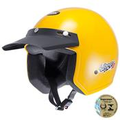 Capacete Aberto Liberty Two Em Abs Natural Pro Tork