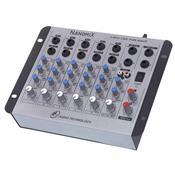 Mesa De Som Mixer Nanomix De 6 Canais Na602r Ll Áudio