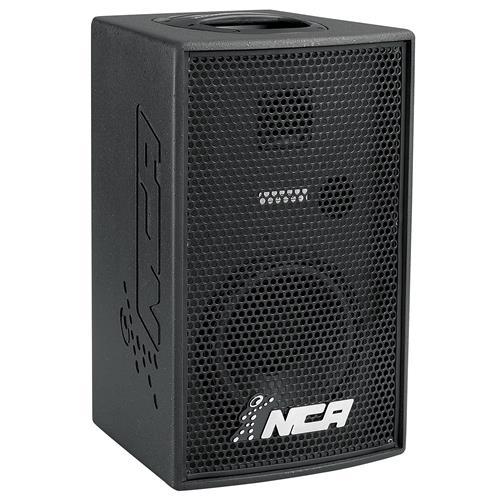 Caixa De Som Acústica Passiva 80W Rms Hq80 Ll Áudio