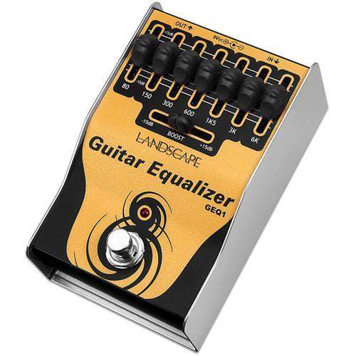 Pedal Com Efeito Guitar Equalizer 9 Vdc Geq1 Landscape