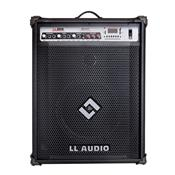 Caixa Acústica Ll Audio Multiuso Amplificada 75 W Rms Ll200bt