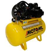 Compressores De Ar 2Hp Mono 110/220V Cmv-10Pl/100 Motomil