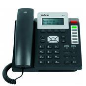Telefone Com Fio Ip Tip 200 Poe Teclas Dnd 23775 Intelbras