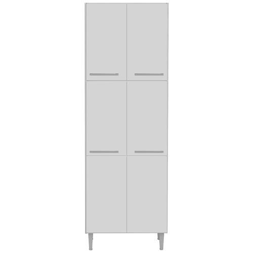 Paneleiro De Coluna 6 Portas Para Cozinha G26706aa Madesa