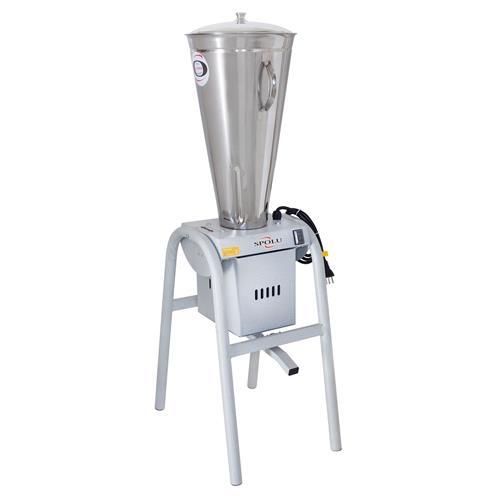 Liquidificador Industrial Baixa Rotação Basculante 15 Litros Spolu